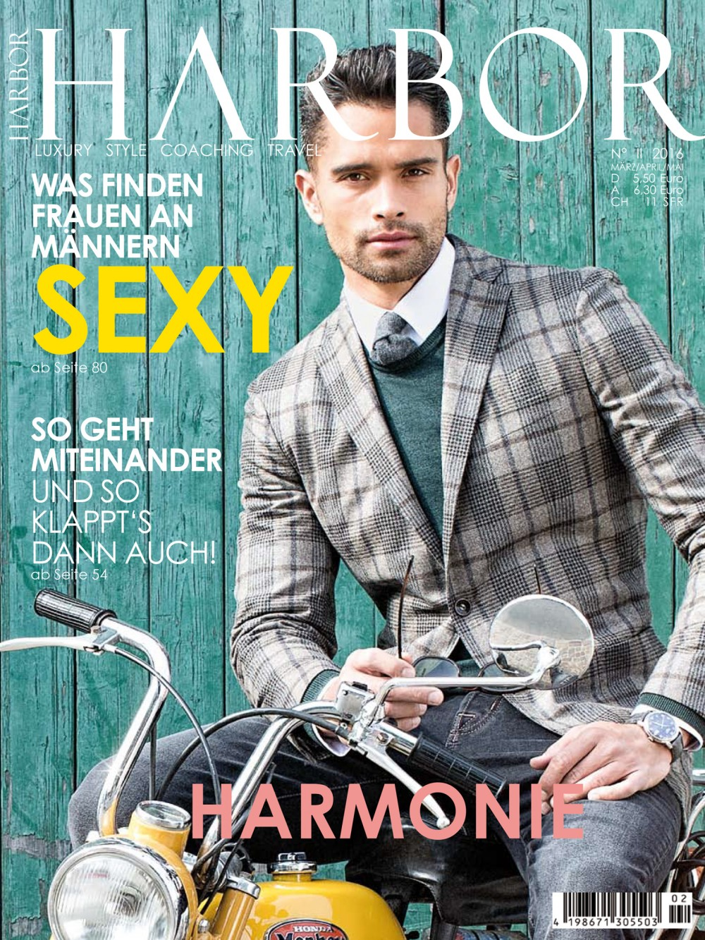 22HARBOR_magazine_cover_frontpage_Michael_Gueth_Photography_Jan_Wischermann_Retouching_2016