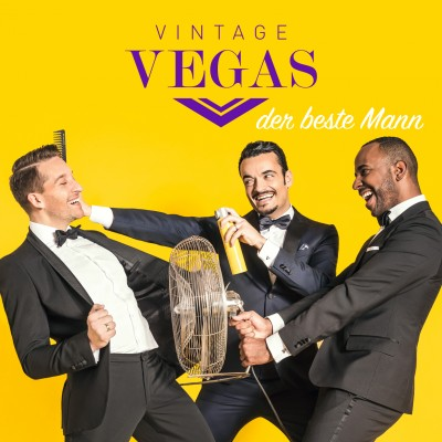 Vintage Vegas - Der Beste Mann - Cover